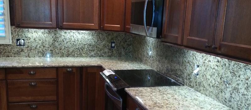 Arreglar Arañazos en Encimeras de Granito